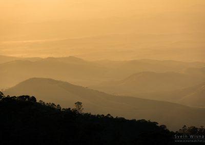 Sunrise over Piquete