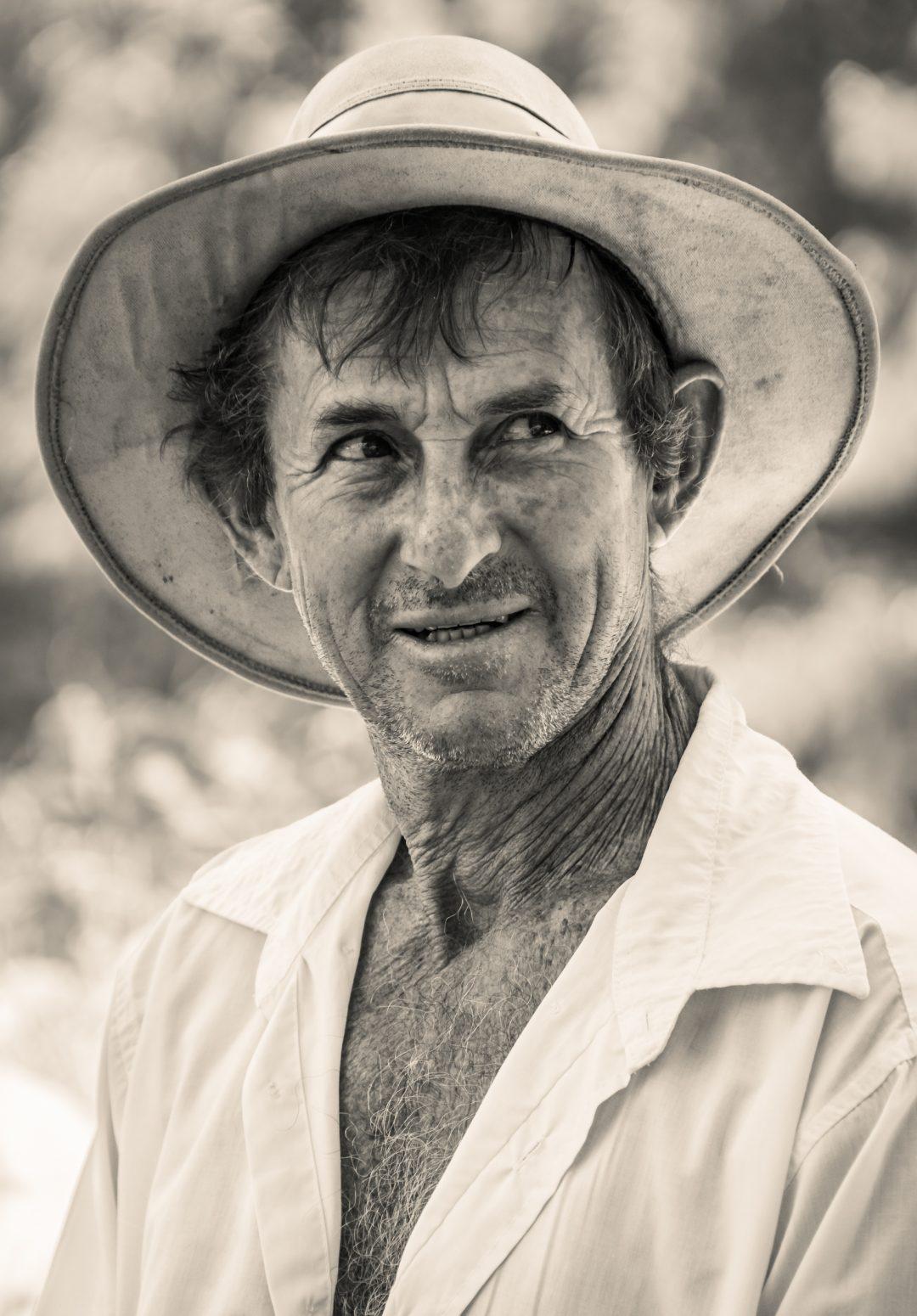 A mineiro at the market