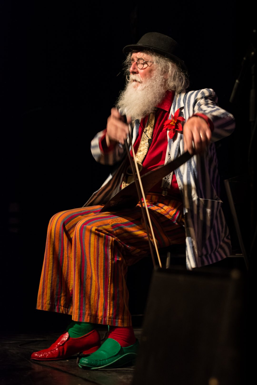 Bob Kerr and his Whoopee Band in concert at Rokken, Volda