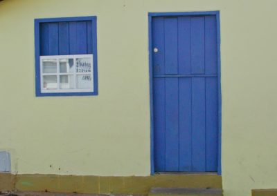 Blue dobbel
