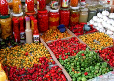 Table of pimenta