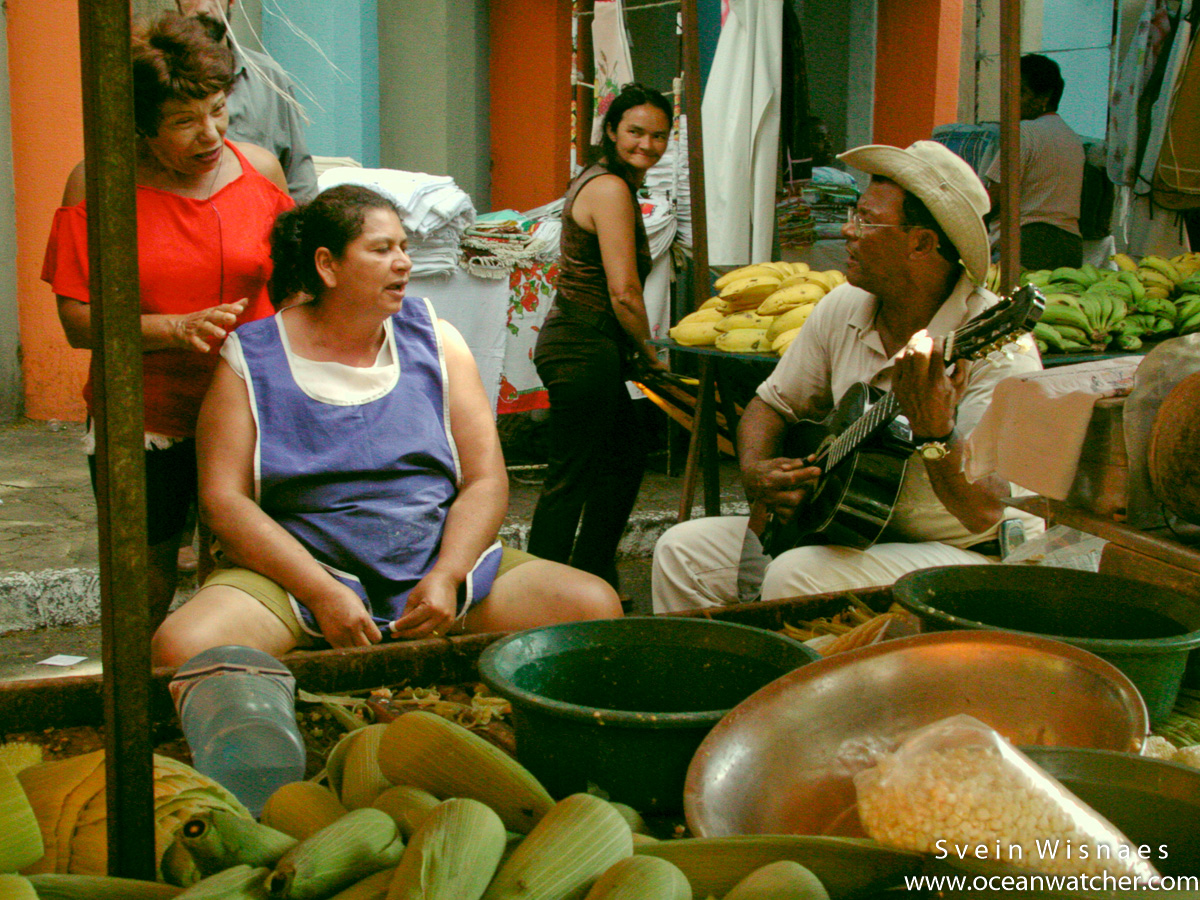 Photographing at markets - feiras 22