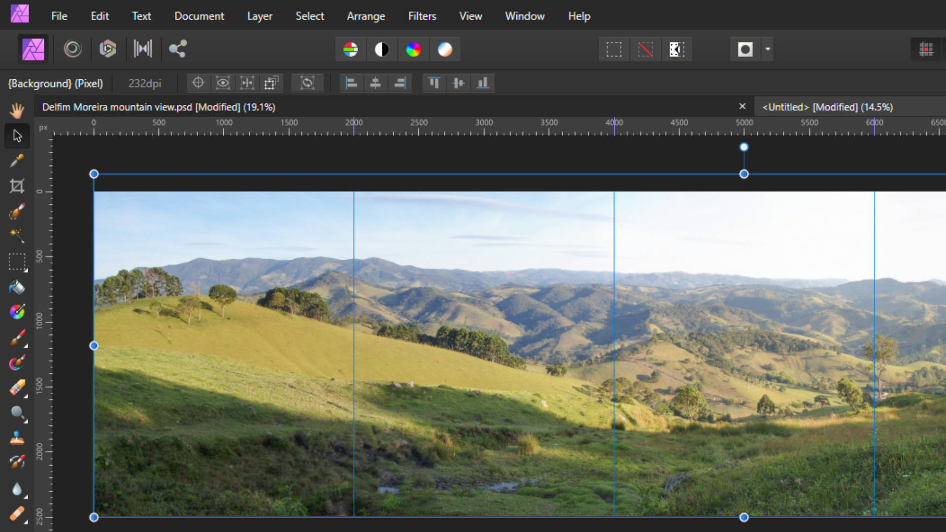 Free Instagram carousel templates for Affinity Photo 1